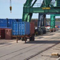 портальные краны в архангельске порт Экономия