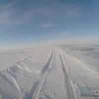Зимняя дорога Моря Лаптевых